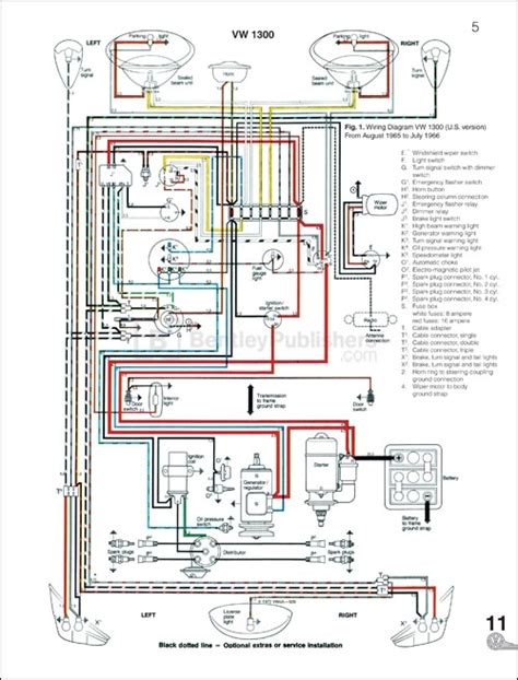 Beetle Alternator Wiring Diagram Parts