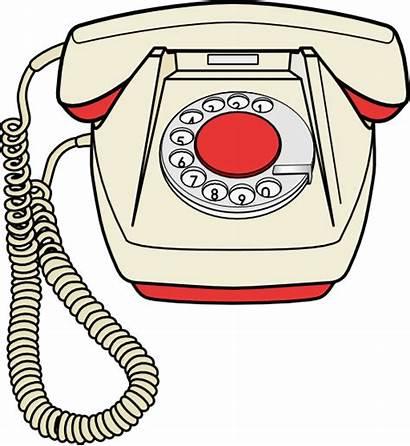 Telephone Clipart Clip Illustration Phone Cliparts Transparent