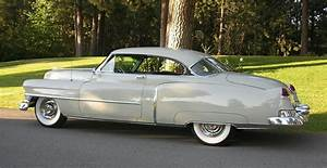 1950 CADILLAC SERIES 62 2 DOOR HARDTOP 43519