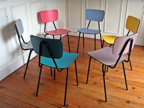 chaises formica chaise formica style and steel jpg chaises tabourets les luminaires eclairages
