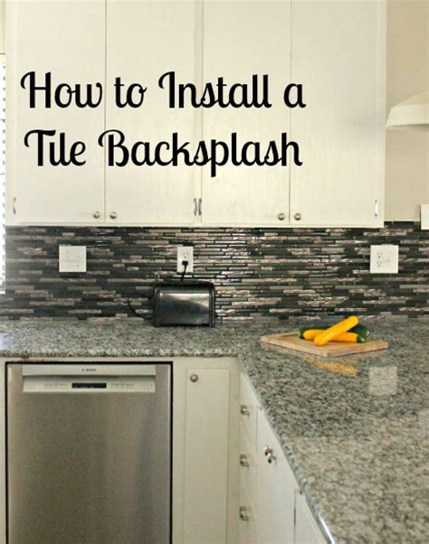 how to install kitchen backsplash how to install a glass tile backsplash she buys he builds