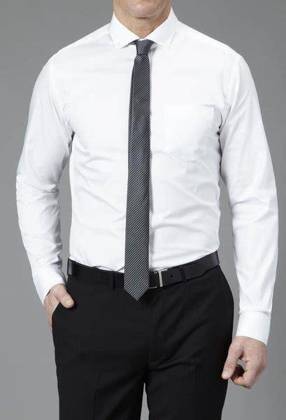 jual kemeja panjang kantor pria kerja formal hitam