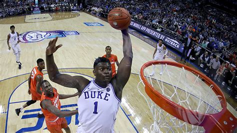 zion williamson wont join dunk contest   star