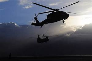 File:A U.S. Army UH-60 Black Hawk helicopter and a CH-47F ...