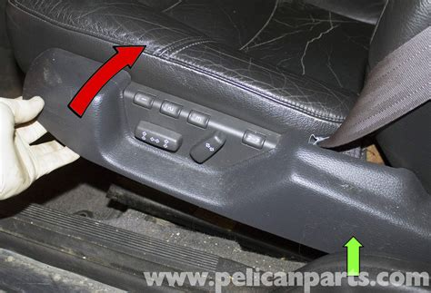 volvo  seat switch replacement   pelican