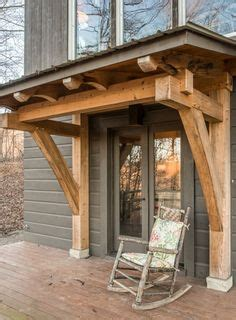 door awning ideas images roofing materials