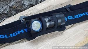 Stirnlampe Test 2017 : olight h1r nova stirnlampe im test review flashlight ~ Jslefanu.com Haus und Dekorationen