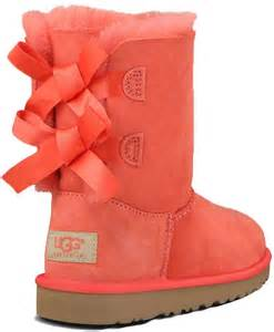 ugg bailey bow toddler sale ugg toddler bailey bow boots 119 99 and free shipping superlamb