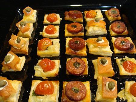 puff pastry canapes ideas cheap and cheerful canapes banquet buffet food