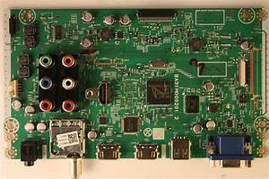 Funai 32 U0026quot  Lf320fx4 A3afmut Digital Main Video Board