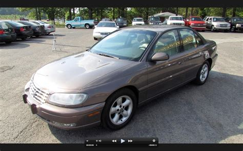 Cadillac Catera 1998 by 1998 Cadillac Catera Opel Omega Start Up Exhaust And