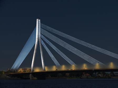 AS Latvijas tilti 70 gadu jubilejā dāvā Rīgas pilsētai ...