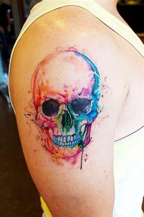 evil smile skull tattoo  tattoo ideas gallery