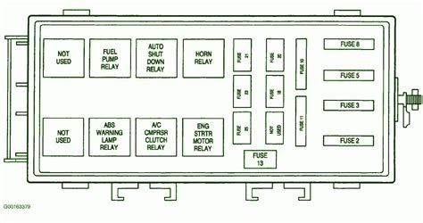 Dodge Neon Engine Fuse Box Diagram Circuit Wiring