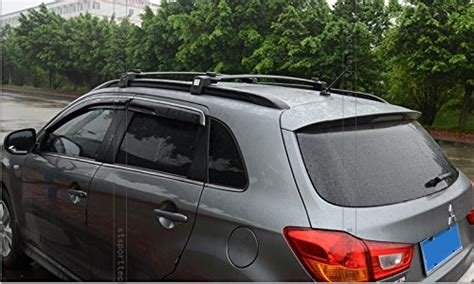 mitsubishi outlander sport roof rack roof rack cross bars luggage carrier for mitsubishi