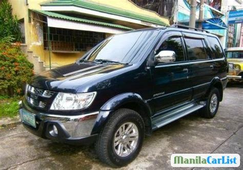 how to learn about cars 2007 isuzu i series regenerative braking isuzu crosswind sportivo automatic 2007 for sale manilacarlist com 408508