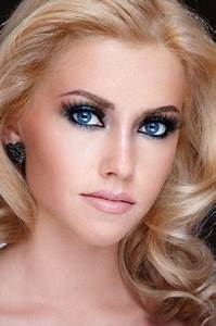 Wedding Makeup For Blue Eyes Makeup Vidalondon