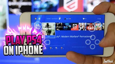 remote play iphone how to play ps4 on ios iphone remote play on