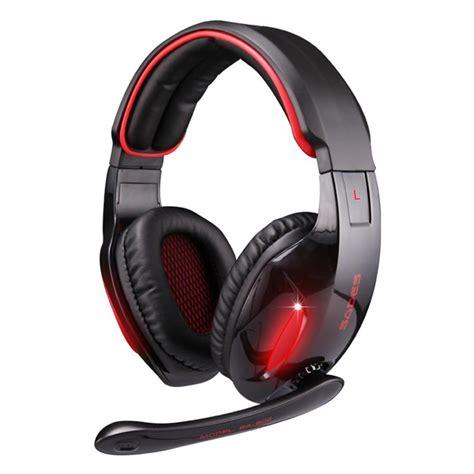 headset sades 902 original sades sa 902 7 1 surround sound effect usb gaming