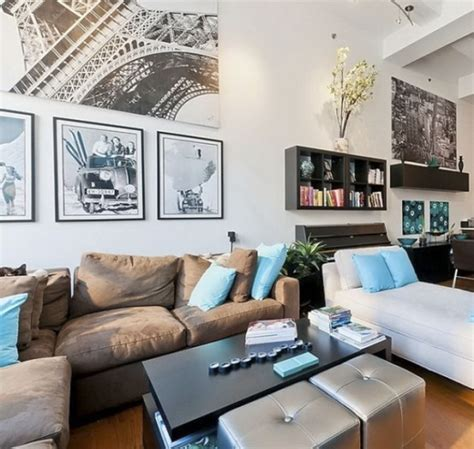 Decorating Ideas For New Apartment by Cool Loft Apartment Decorating Ideas