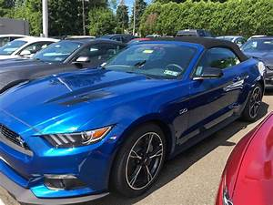 2017 Mustang GT Convertible California Special (With images) | Mustang california special, 2017 ...