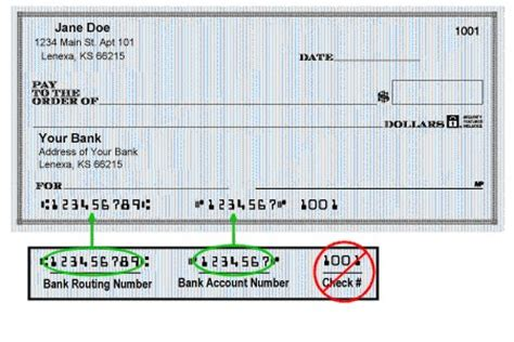 parts of a check routing number banks credit unions get bank checks