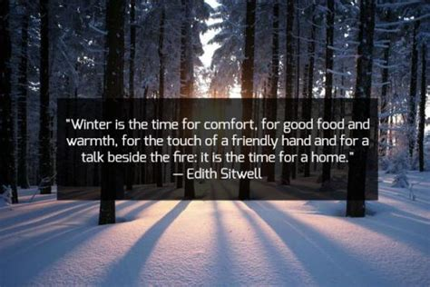 winter quotes  celebrate  chilly season