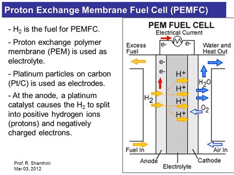 Proton Exchange Membrane Fuel Cell by New And Emerging Energy Technologies Ppt