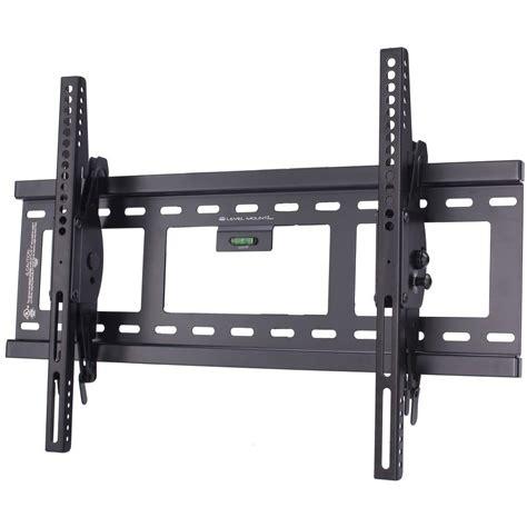 tv on wall mount level mount tiltable vesa tv wall mount for 37 in 100