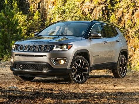 New 2018 Jeep Compass Price Photos Reviews Safety