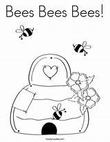 Bee Coloring Honey Pages Flower Bees Beehive Noodle Twisty Bumble Printable Spring Getcoloringpages Popular Maya Coloringhome sketch template