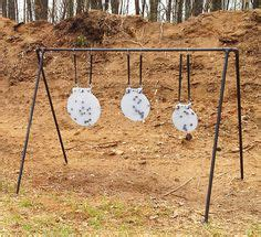 build   target stand crafty shooting targets target shooting stand
