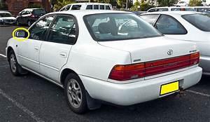 Toyota Corolla Ae101  94 U0026gt 10  99 Left Side