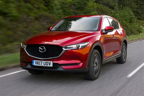 Mazda Car : New Mazda Cx-5 2.2d Sport Nav Review