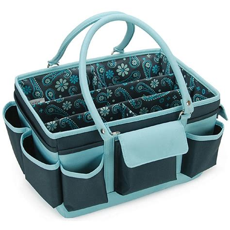 rolling tool mackinac moon open top charcoal craft tote free shipping
