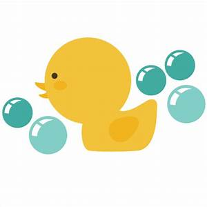 Rubber Duck SVG File Bathtub Svgs Bathtime Svgs Rubber