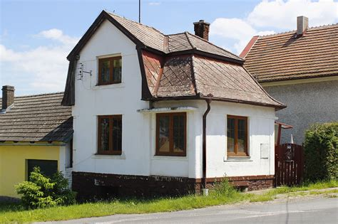Újezd U Cerhovic, Small House.jpg