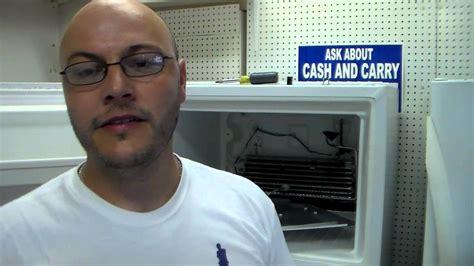 refrigerator fan not running frigidaire refrigerator not evaporator fan not