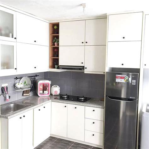 kitchen set minimalis sederhana modern terbaru dekor