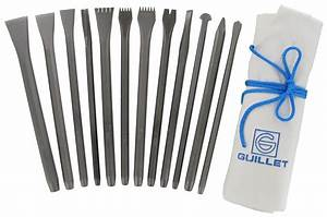 Outillage Taille De Pierre : outils guillet trousse sculpture ~ Dailycaller-alerts.com Idées de Décoration