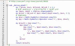 How to write a perl script that contains two packages for Perl script template