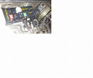 Honda Accord 1997  Need To Find The Location Of The