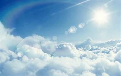 Cloud Background Desktop Clouds Cool Flare