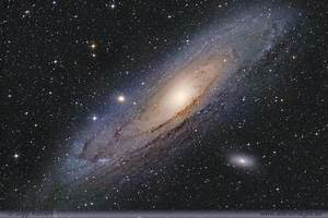 Andromeda Galaxy Location in Sky - Pics about space