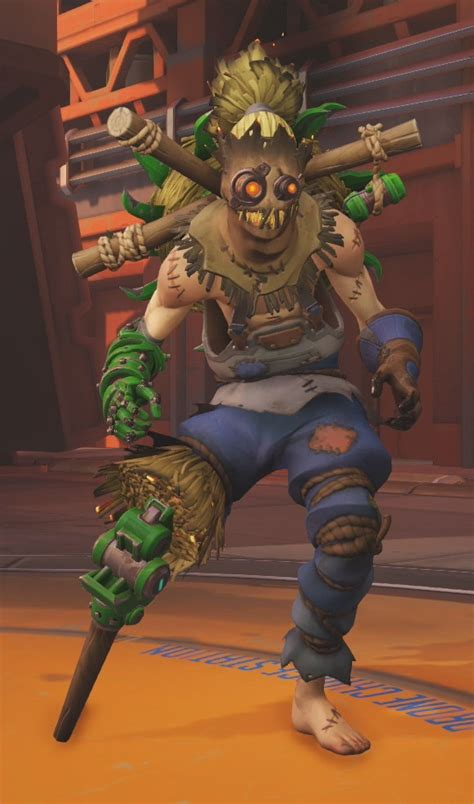 overwatch chacal  stage