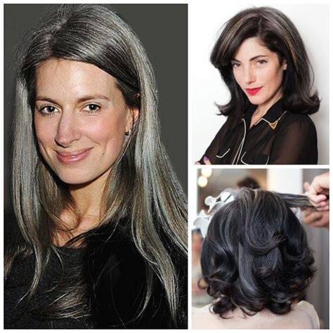 Hair Turning With Age by I M 33 And My Hair Is Already About 40 Gray It Started