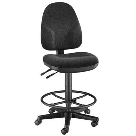 alvin monarch high back drafting height chair with ck49