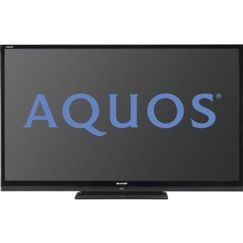 sale sharp aquos lc60le632u 60 inch 1080p 120 hz led lcd hdtv black best price sale