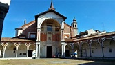 portico - Picture of Basilica Di Santa Maria Nuova ...