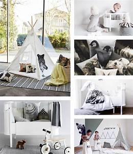 Deco Scandinave Chambre Bebe : chambre bebe style scandinave ~ Melissatoandfro.com Idées de Décoration